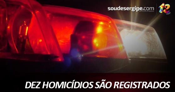 soudesergipe-dez-homicidios-sergipe