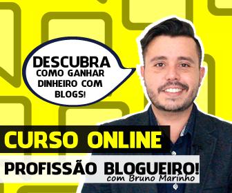 Curso Profissão Blogueiro