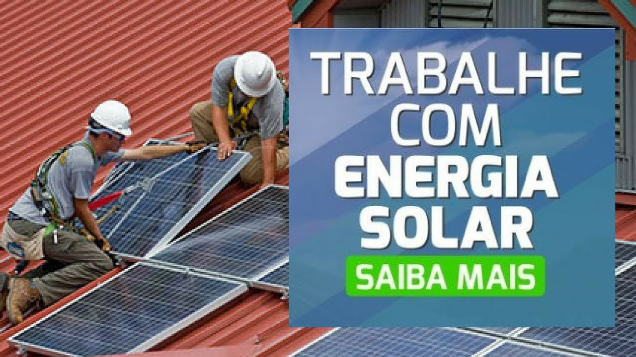 Confira o nosso Mini Curso com passos simples para Trabalhar com Energia Solar