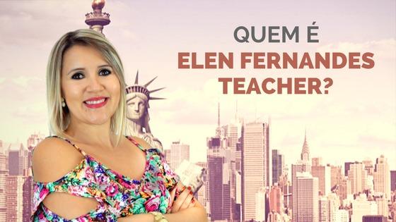 Quem é Elen Fernandes do Curso Readers